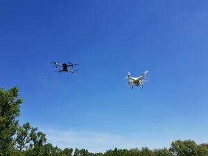 najlepsze drony