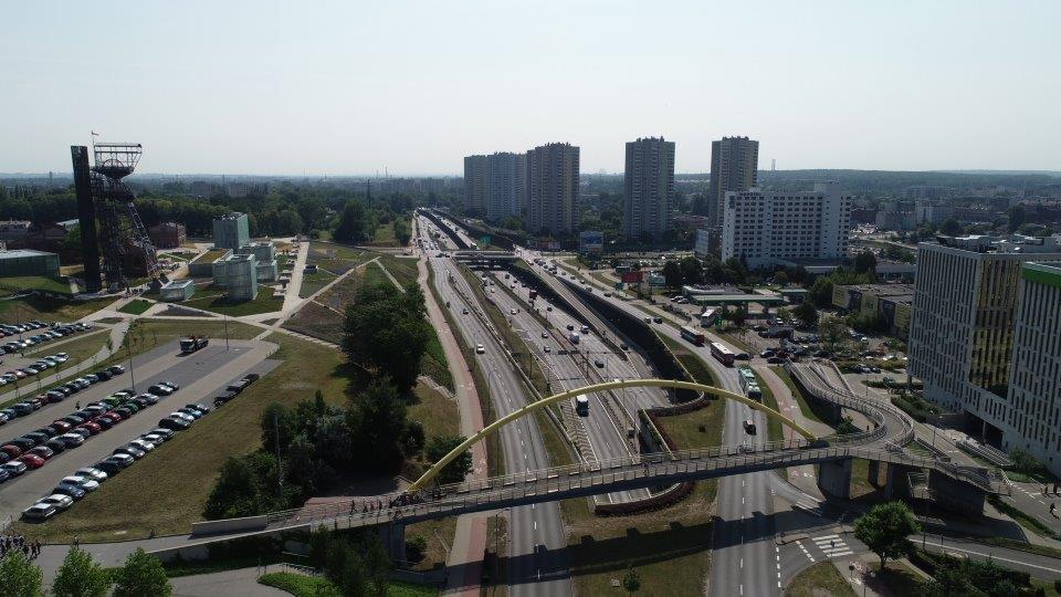 dron Katowice